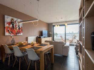 Recent, modern en uiterst gezellig appartement van 95m2 voorzien van alle comfort op een toplocatie vlak aan Hasselt Centrum. Dit appartement beschikt