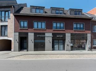 Handelsruimte gelegen in het centrum van Bilzen, Kloosterstraat 46 en 48.<br /> <br /> Toplocatie vlakbij het marktplein met alle praktische facilitei