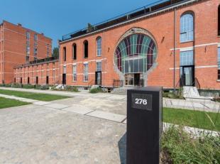 """Deze loft is gelegen op de gelijkvloerse verdieping van """"de Chocoladefabriek"""" op de Neremstraat te Tongeren.<br /> <br /> Dit authentieke gebouw kreeg"""