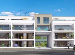 """Appartementen bij het centrum van Genk.<br /> """"Wel het gemak, niet de drukte""""!!!<br /> Modern wonen kan nu realiteit voor u worden in """"Residentie De"""