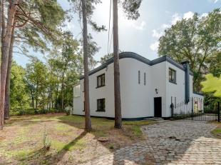 Deze villa van 290m2 op 28a50ca kan u terugvinden in het hartje van het groene Keerbergen.<br /> U betreedt de woning via de ruime inkomhal welke een