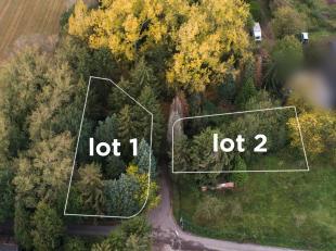 Het perceel heeft een grote van 773 m² en is gelegen in een gebied vlakbij andere recreatiewoningen tussen Putte en Keerbergen.Extra info: - Geen