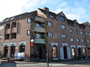 """Deze locatie in het centrum van Genk heeft een oppervlakte van 905 vierkante meter. <br /> Op dit ogenblik is het café/restaurant """"Lorraine"""" hi"""