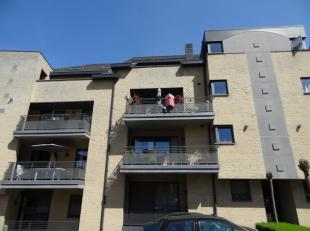 Mooi appartement met 2 slaapkamers, ruime woonkamer/keuken, badkamer, berging, 2 balkons, kelderberging en een afgesloten garage.<br /> <br /> EPC: 11