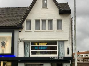 Wonen en een eigen zaak aan een betaalbare prijs in Hasselt   ? <br /> <br /> Gelukkig kan het nog in deze dure vastgoedtijden. <br /> <br /> Huidige