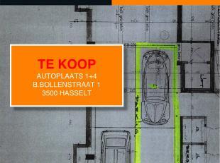Ruime ONDERGRONDSE autoplaatsen  1 + 4 ( zie bijgevoegd plan ) gelegen op enkele meters van de Kleine Ring - Thonissenlaan. <br /> <br /> Parkeerplaat