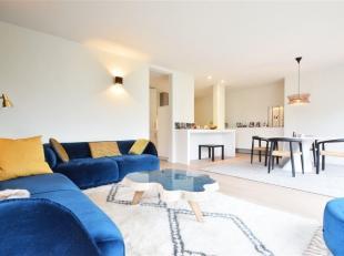 Dit lichtrijk appartement met knappe afwerking en oog voor detail maakt deel uit van een moderne residentie, genaamd Eagle Parc, gelegen in een groene