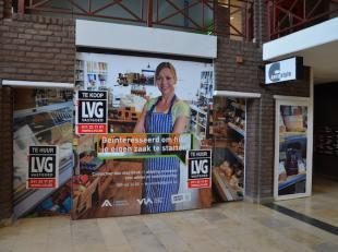 HANDELSPAND VAN 91 M2 IN SHOPPING 2 IN GENK<br /> <br /> Mooi handelspand van 91m2 (netto oppervlakte) gelegen in Shopping 2 te Genk.<br /> <br /> IND