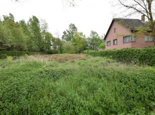 Mooi perceel bouwgrond van 9a11 gelegen in een residentiële omgeving op ongeveer 500 m van de dorpskern van Wimmertingen en op 3 km van de grote