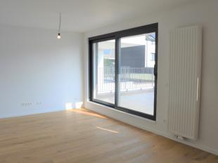 Dit comfortabele nieuwbouwappartement van 75m² bevindt zich op de 1e verdieping van Residentie NEST vlakbij het station van Halle. Dit appartemen
