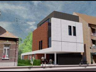 Dit prestigieuze project is gelegen in het centrum van de stad Genk, met de voornaamste gebouwen, pleinen, handel en diensten op loopafstand ( onmidde