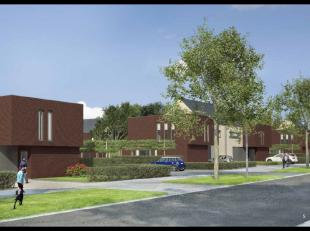 NIEUWE, moderne hedendaagse hoge rendementswoning in halfopen bebouwing met 2 (3) slpks en garage gelegen op een perceel van 240 m². Met de opric