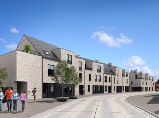 Dit duplex nieuwbouwappartement is gelegen op de westhoek van een blok van 17 appartementen. Het appartement is te bereiken via een aparte, overdekte