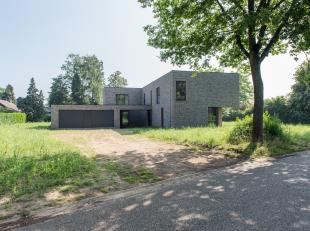 NIEUW: 2 Aaneengeschakelde moderne villa's in het groene en residentiële Bolderberg!<br /> <br /> WON. 1 – Meeuwenlaan 7: unieke woning met o.a.