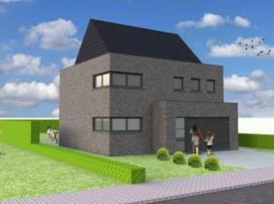 Nieuw te bouwen open bebouwing te Lendelede.Voorbeeldwoning: indeling vrij te kiezen.Onze woningen worden afgewerkt met standaard duurzame kwalitatiev
