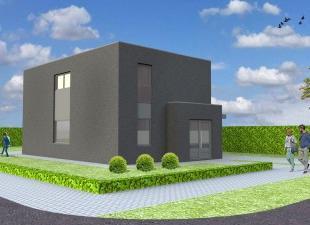 Nieuw te bouwen open bebouwing te KuurneVoorbeeldwoning: indeling vrij te kiezen.Onze woningen worden afgewerkt met standaard duurzame kwalitatieve ma