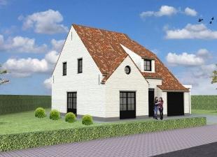 Nieuw te bouwen open bebouwing te Sint-IdesbaldVoorbeeldwoning: indeling vrij te kiezen.Onze woningen worden afgewerkt met standaard duurzame kwalitat