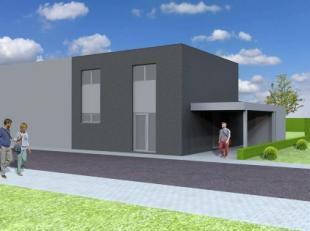 Nieuw te bouwen halfopen bebouwing te Velzeke-RuddershoveVoorbeeldwoning: indeling vrij te kiezen.Onze woningen worden afgewerkt met standaard duurzam