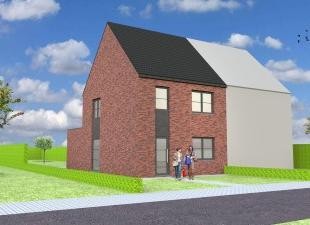 Nieuw te bouwen halfopen bebouwing te RoksemVoorbeeldwoning: indeling vrij te kiezen.Onze woningen worden afgewerkt met standaard duurzame kwalitatiev