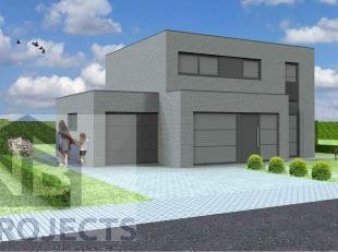 Nieuw te bouwen open bebouwing te Sint-KruisVoorbeeldwoning: indeling vrij te kiezen.Onze woningen worden afgewerkt met standaard duurzame kwalitatiev