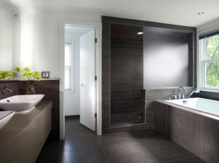 Nieuw te bouwen open bebouwing te DilbeekVoorbeeldwoning: indeling vrij te kiezen.Onze woningen worden afgewerkt met standaard duurzame kwalitatieve m
