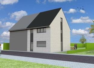 Nieuw te bouwen halfopen bebouwing te KoksijdeVoorbeeldwoning: indeling vrij te kiezen.Onze woningen worden afgewerkt met standaard duurzame kwalitati