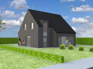 Nieuw te bouwen open bebouwing te GrotenbergeVoorbeeldwoning: indeling vrij te kiezen.Onze woningen worden afgewerkt met standaard duurzame kwalitatie