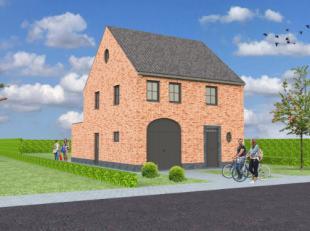 Nieuw te bouwen open bebouwing te MenenVoorbeeldwoning: indeling vrij te kiezen.Onze woningen worden afgewerkt met standaard duurzame kwalitatieve mat