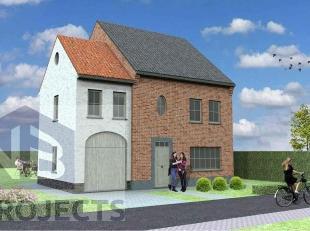 Nieuw te bouwen open bebouwing te AsseVoorbeeldwoning: indeling vrij te kiezen.Onze woningen worden afgewerkt met standaard duurzame kwalitatieve mate