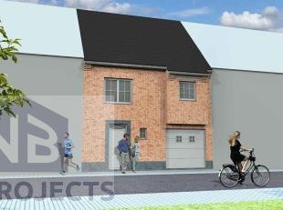 Nieuw te bouwen gesloten bebouwing te AsseVoorbeeldwoning: indeling vrij te kiezen.Onze woningen worden afgewerkt met standaard duurzame kwalitatieve