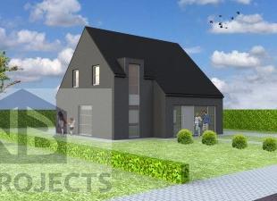 Nieuw te bouwen open bebouwing te KoksijdeVoorbeeldwoning: indeling vrij te kiezen.Onze woningen worden afgewerkt met standaard duurzame kwalitatieve