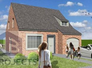 Nieuw te bouwen halfopen bebouwing te PoperingeVoorbeeldwoning: indeling vrij te kiezen.Onze woningen worden afgewerkt met standaard duurzame kwalitat