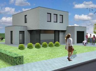Nieuw te bouwen open bebouwing te ZottegemVoorbeeldwoning: indeling vrij te kiezen.Onze woningen worden afgewerkt met standaard duurzame kwalitatieve