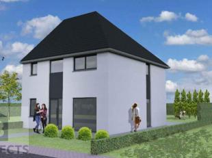 Nieuw te bouwen woning te NazarethVoorbeeldwoning: indeling vrij te kiezen.Onze woningen worden afgewerkt met standaard duurzame kwalitatieve material