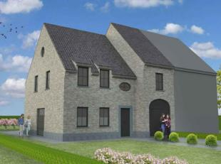 Nieuw te bouwen halfopen bebouwing te Sint-NiklaasVoorbeeldwoning: indeling vrij te kiezen.Onze woningen worden afgewerkt met standaard duurzame kwali