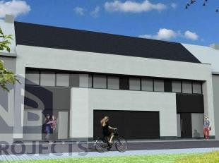 Nieuw te bouwen gesloten bebouwing te DendermondeVoorbeeldwoning: indeling vrij te kiezen.Onze woningen worden afgewerkt met standaard duurzame kwalit