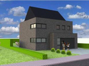 Nieuw te bouwen open bebouwing te Oostduinkerke<br /> Voorbeeldwoning: indeling vrij te kiezen.<br /> Onze woningen worden afgewerkt met standaard duu