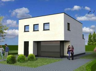 Nieuw te bouwen halfopen bebouwing te Geraardsbergen<br /> Voorbeeldwoning: indeling vrij te kiezen.<br /> Onze woningen worden afgewerkt met standaar