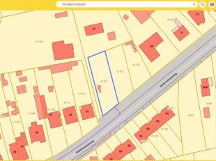 Bouwgrond voor losbouw van 16.20 meter breed en 53.60 meter diepte 759 m² op wandelafstand van centrum Lichtaart. Vlakbij natuurgebied met wandel