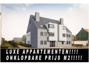 Voor dit project werd gekozen voor kwaliteit en ruimte. Zeer ruime appartementen van 107 tot 140 vierkante meter, zeer ruime living, aparte ruime cv/w