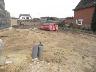 mooi gelegen bouwgrond te koop( hob) <br /> het gebouw mag 10.30 meter breed zijn en 17 meter diep, we hebben ook reeds een akkoord gekregen voor er e