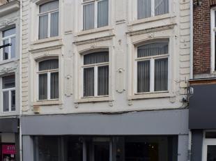 Op de Maastrichterstraat 49 in hartje Tongeren, ligt dit commerciële investeringspand dat zich uitermate leent voor diverse mogelijke invullingen