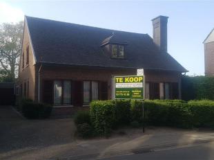 Maison à vendre                     à 9120 Kallo