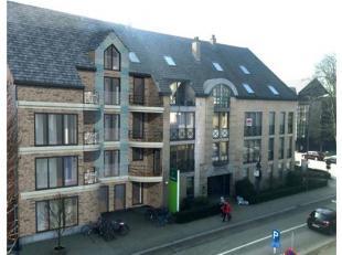 """De bouwconstructie van de Residentie """"Begijnenpoel"""" te Hasselt in de Stadsomvaart 1a wordt opgeleverd einde 2018. Het is een modern en comfortabel nie"""
