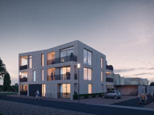 Nieuwbouwappartement in stadsontwikkeling Suikerpark in Veurne. Verschillende soorten woningen beschikbaar. Meer informatie op www.suikerpark.be