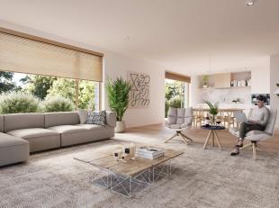 Het eigentijdse woonproject Roots bevindt zich in de nieuwe wijk Molenveld te Herent. Er worden 80 wooneenheden gerealiseerd, gaande van studio's tot