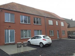 Instapklaar gelijkvloers appartement met 2 slaapkamers te Diepenbeek.<br /> <br /> Indeling: Inkomhal - wc - 2 slaapkamers - badkamer met lavabo en do