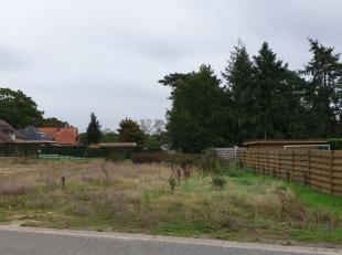 Gunstig gelegen bouwgrond van 3a 69ca voor halfopen bebouwing gelegen op enkele minuten van Zonhoven centrum. Het betreft lot 3A van het verkavelingsp