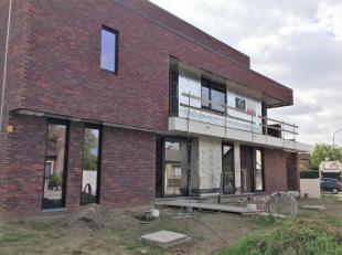 Energiezuinig duplex nieuwbouwappartement met 2 slaapkamers in het centrum van Kermt. Laatste 2 appartementen beschikbaar! Dit leuke, energiezuinige a