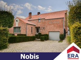 Karaktervolle woning met 4 slaapkamers en een prachtige tuin op een perceel van 22are 50ca, rustig gelegen in Rummen (Geetbets).Deze goed onderhouden